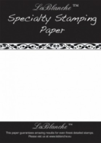 Бумага для штампинга. 10 листов